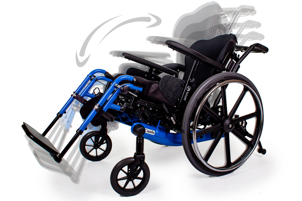 capella wheelchair tilt