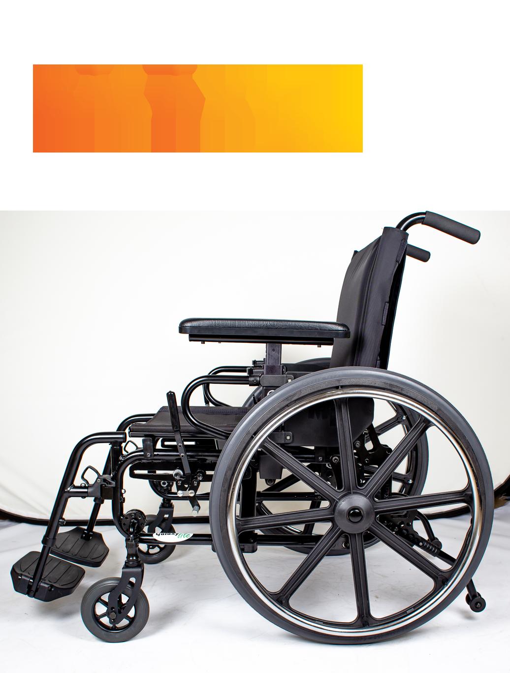 galaxy wheelchair