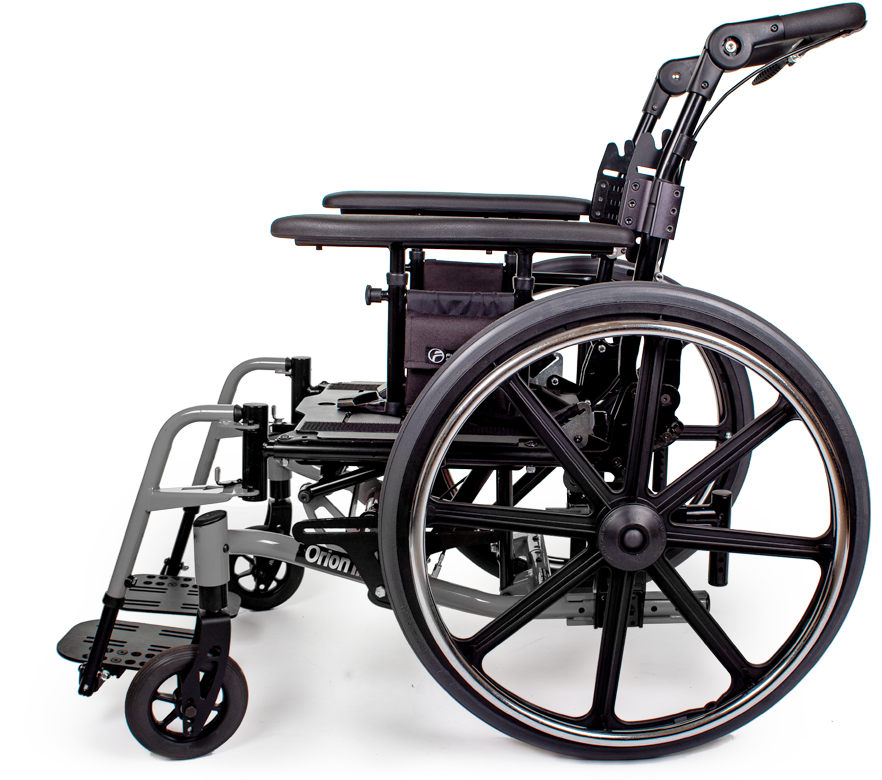 orion III wheelchair gray