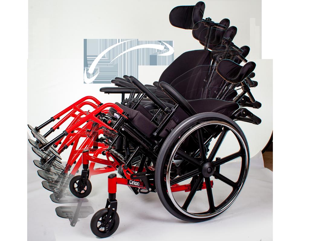 orion III wheelchair