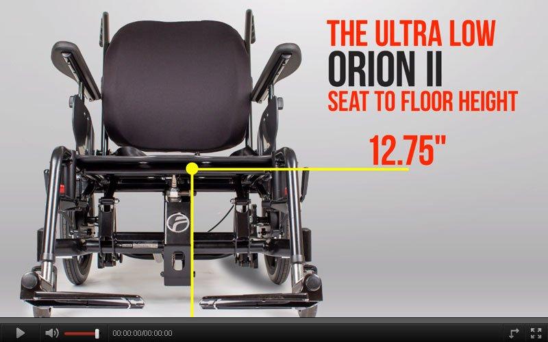 seat to floor video