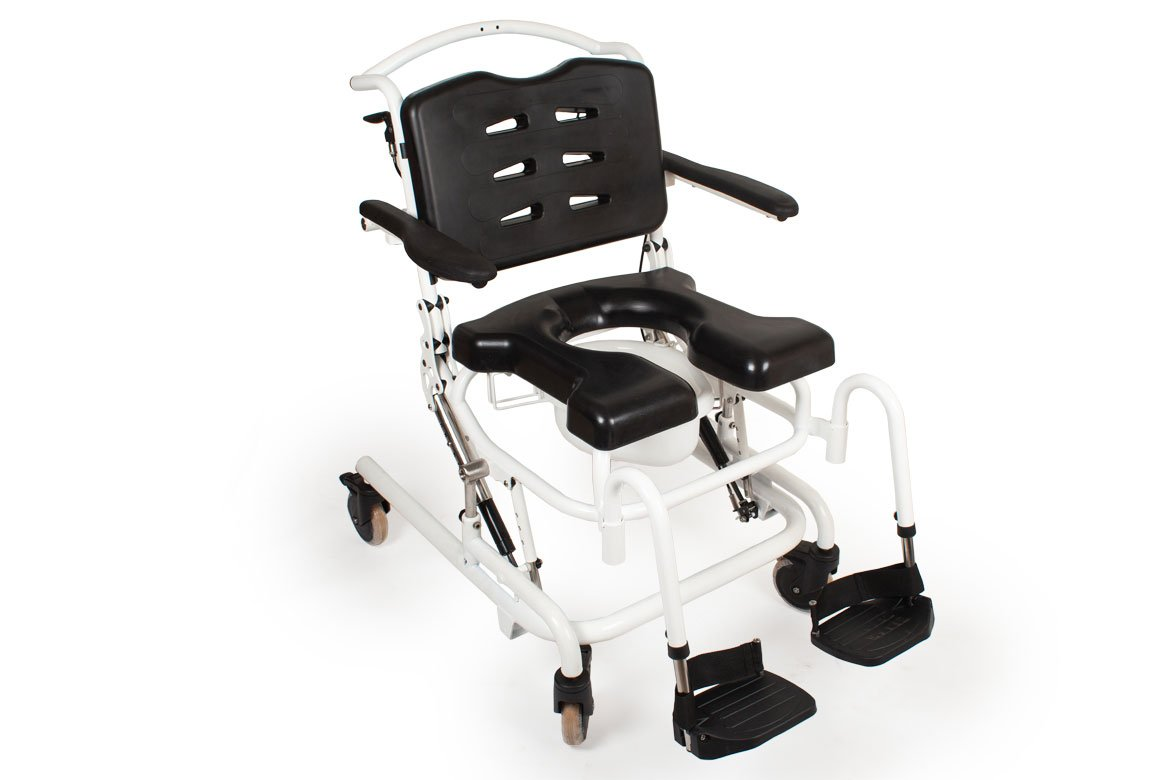 commode tlf wheelchair