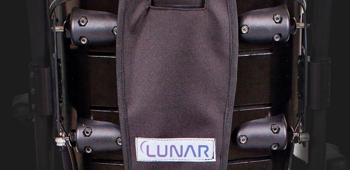 lunar wheelchair backrest