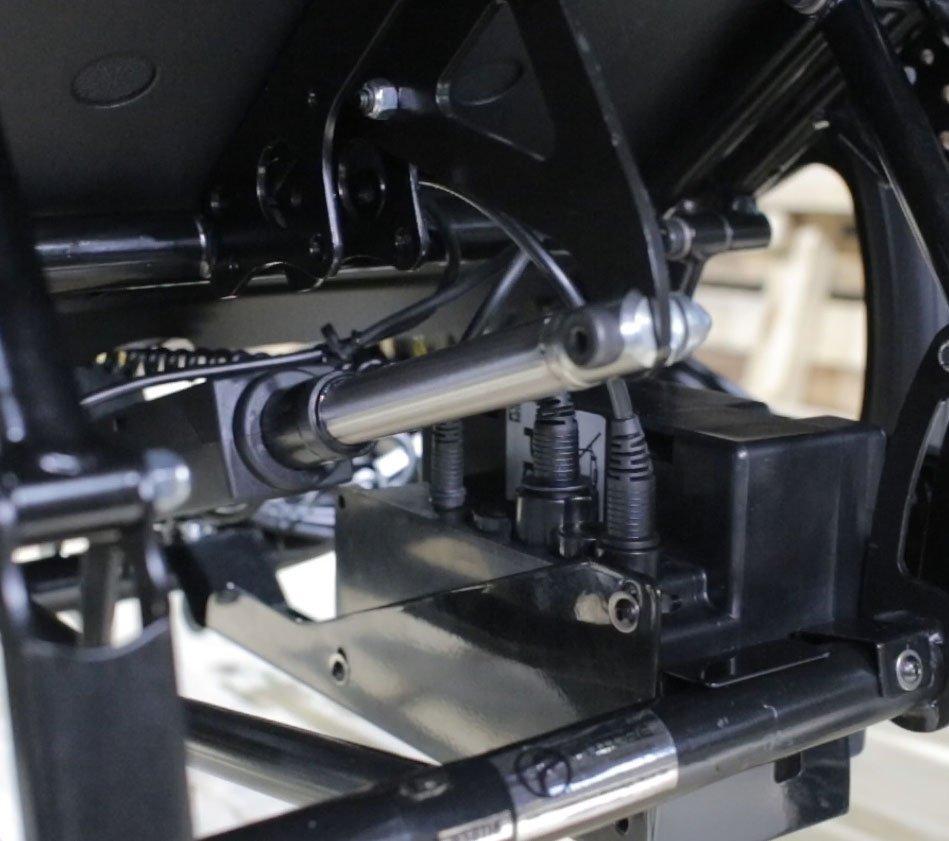 orion II power tilt motor