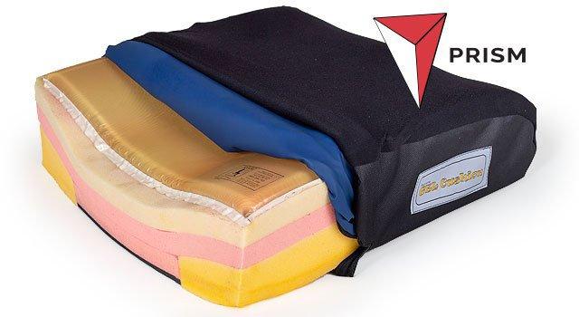 cushion prism gel