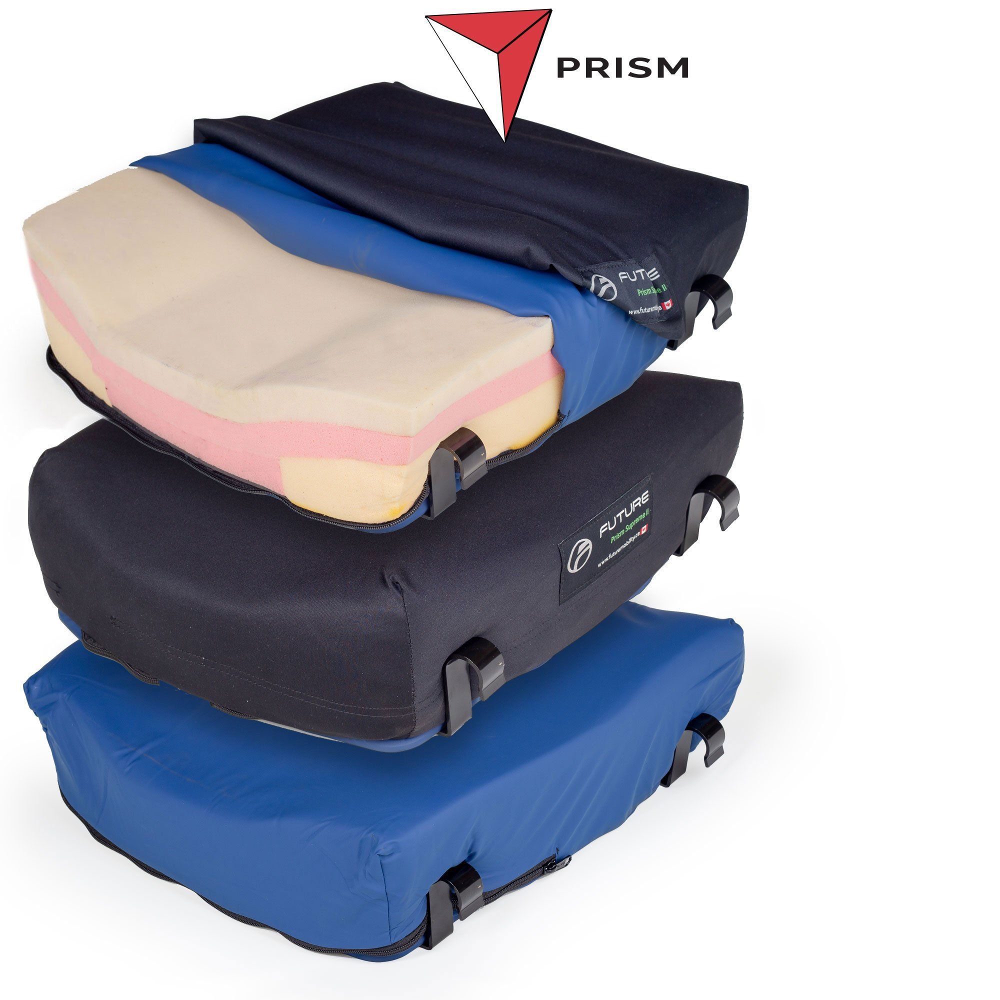 cushion prism supreme drop base