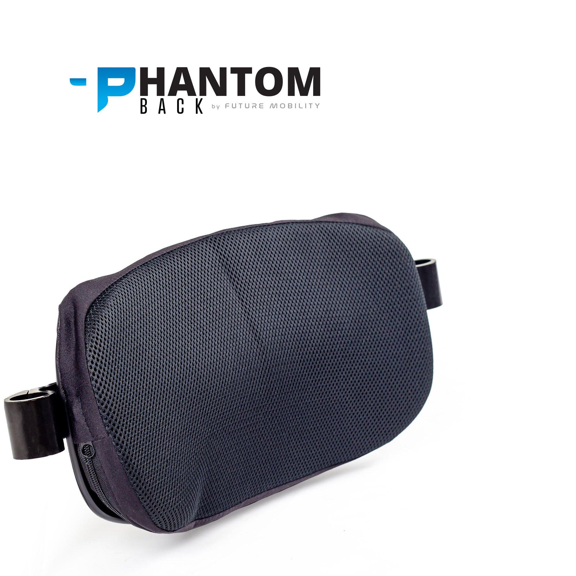 backrest wheelchair phantom