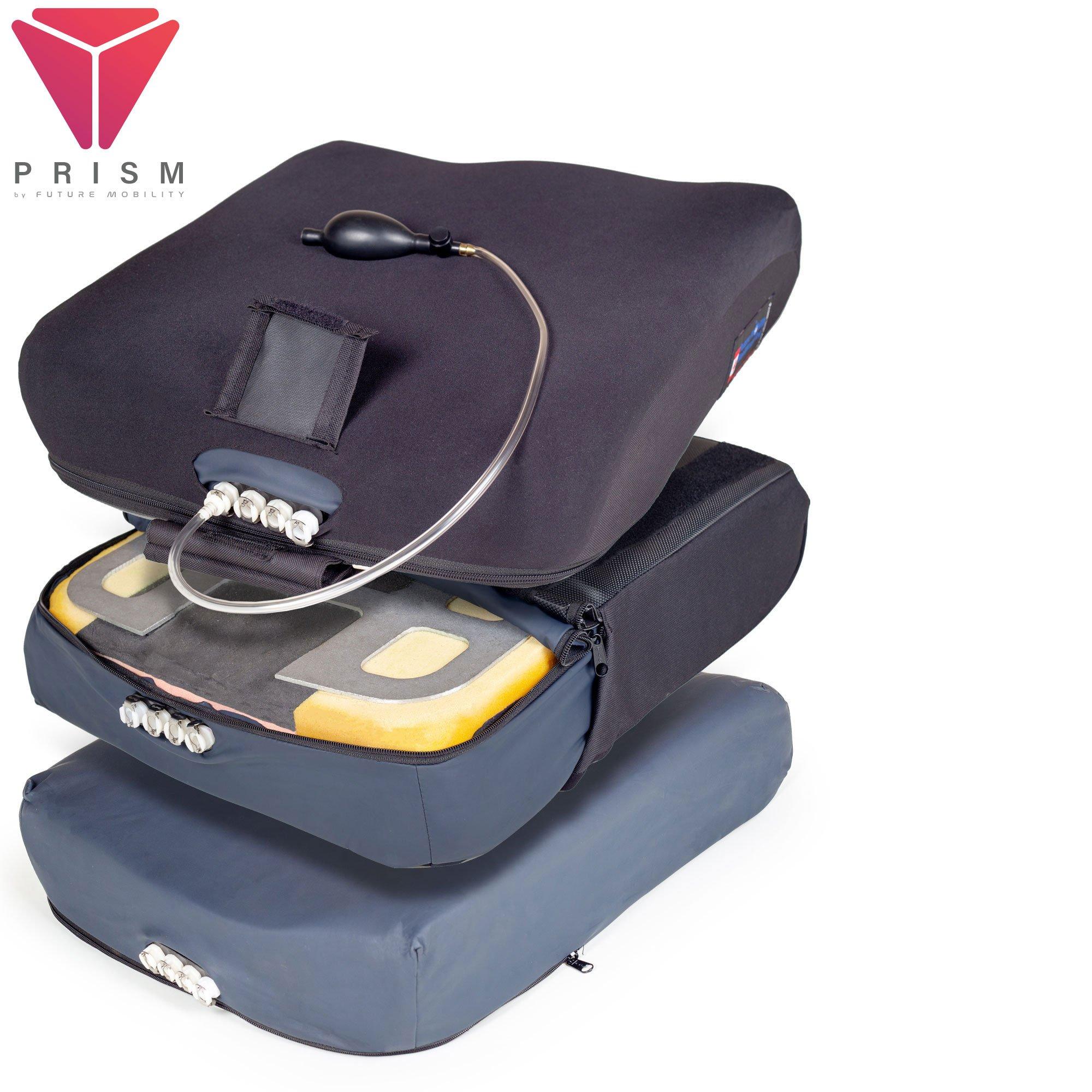 cushion wheelchair prism supreme air
