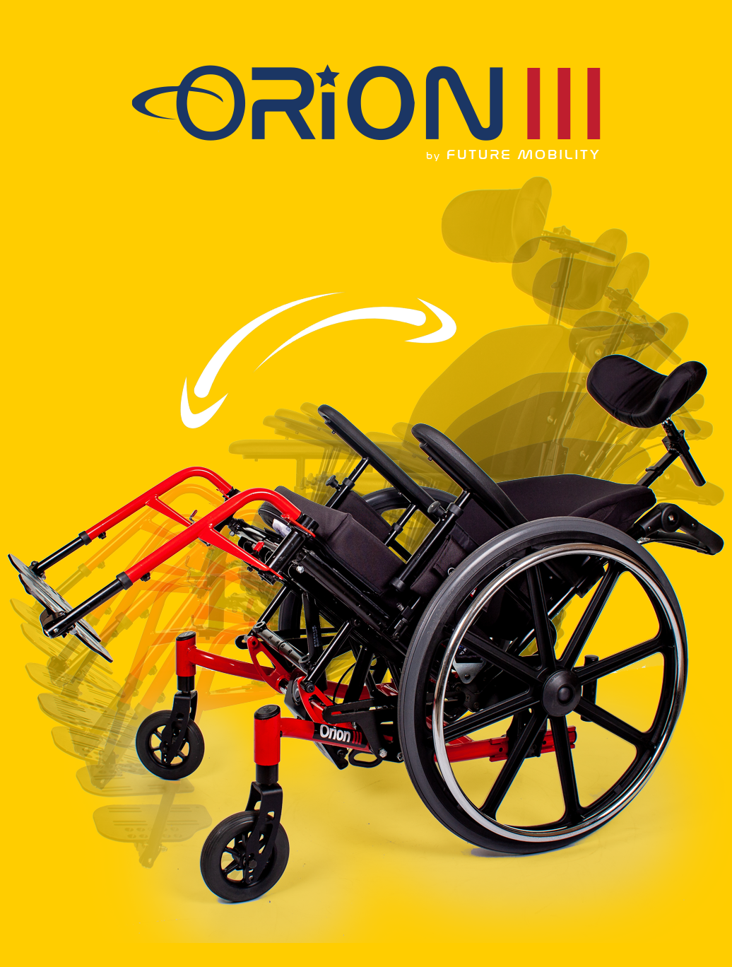 orion III wheelchair