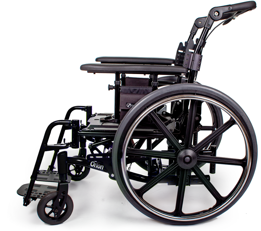 orion III wheelchair black